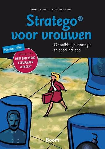 Stratego voor vrouwen Ontwikkel je strategie en speel het spel - Herziene editie - Monic Bührs, Elisa de Groot - lagace.nl
