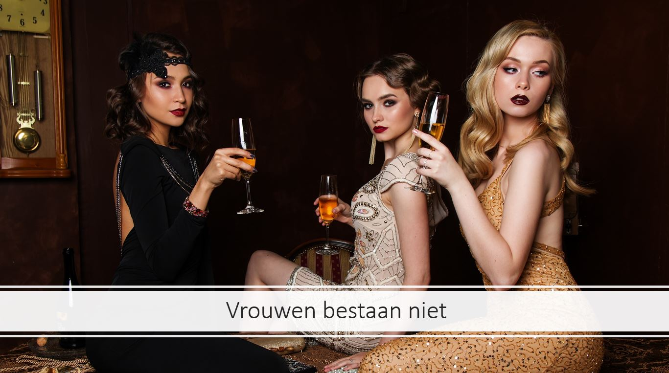 Vrouwen bestaan niet - blog lagace.nl